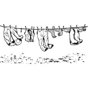 Vintage clothesline clipart png transparent Free Clothesline Cliparts, Download Free Clip Art, Free Clip ... png transparent