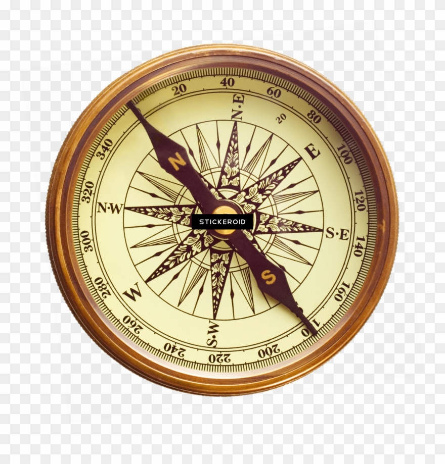 Vintage compass clipart jpg royalty free stock Wooden Compass - Cafepress Vintage Compass Tile Coaster ... jpg royalty free stock