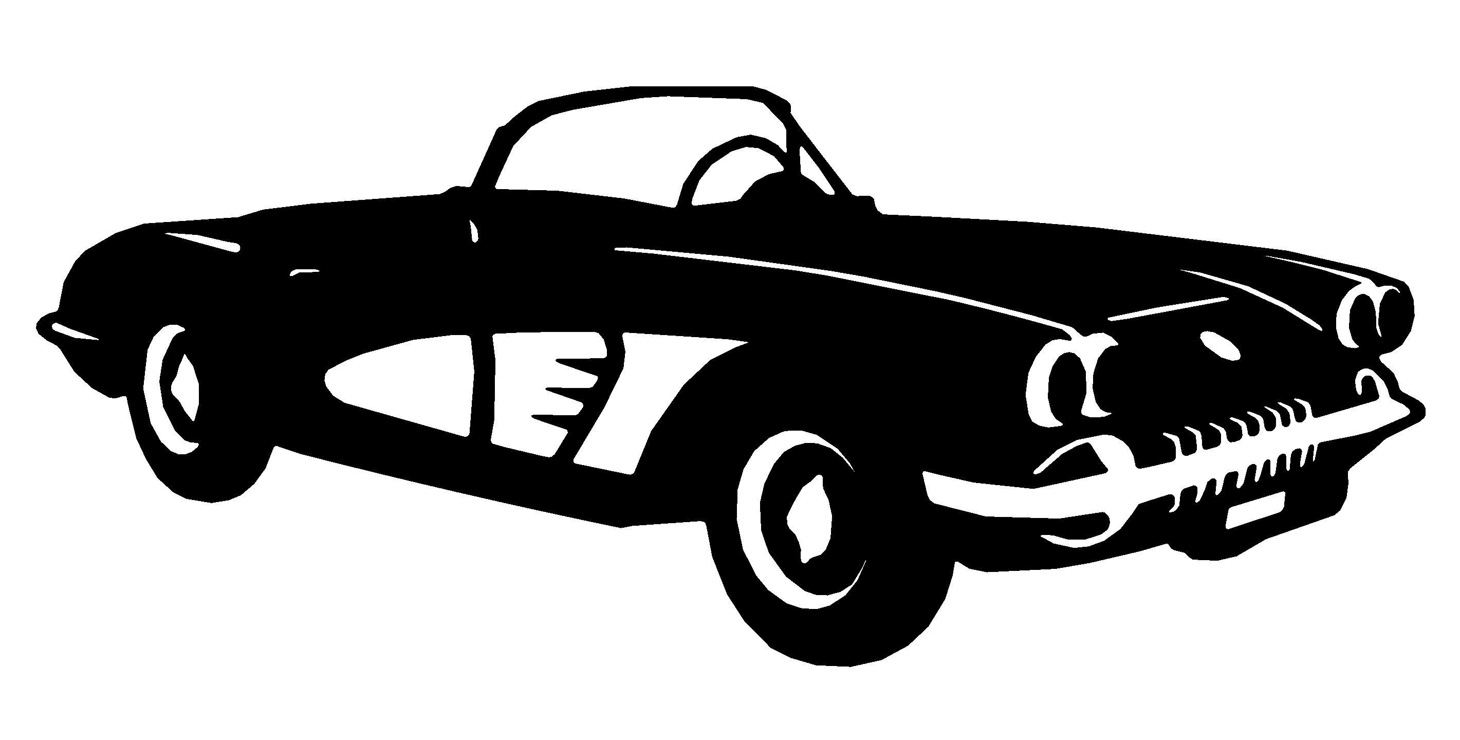 Vintage corevette clipart clip transparent stock Chevrolet corvette clip art clipartfest 3 wikiclipart jpeg ... clip transparent stock