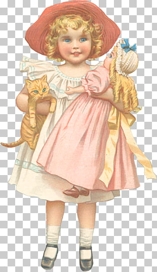 Vintage doll clipart picture free library 493 vintage Doll PNG cliparts for free download | UIHere picture free library