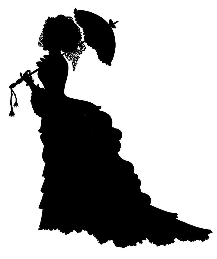 Vintage female silhouette clipart picture stock Free Vintage Lady Silhouette, Download Free Clip Art, Free ... picture stock