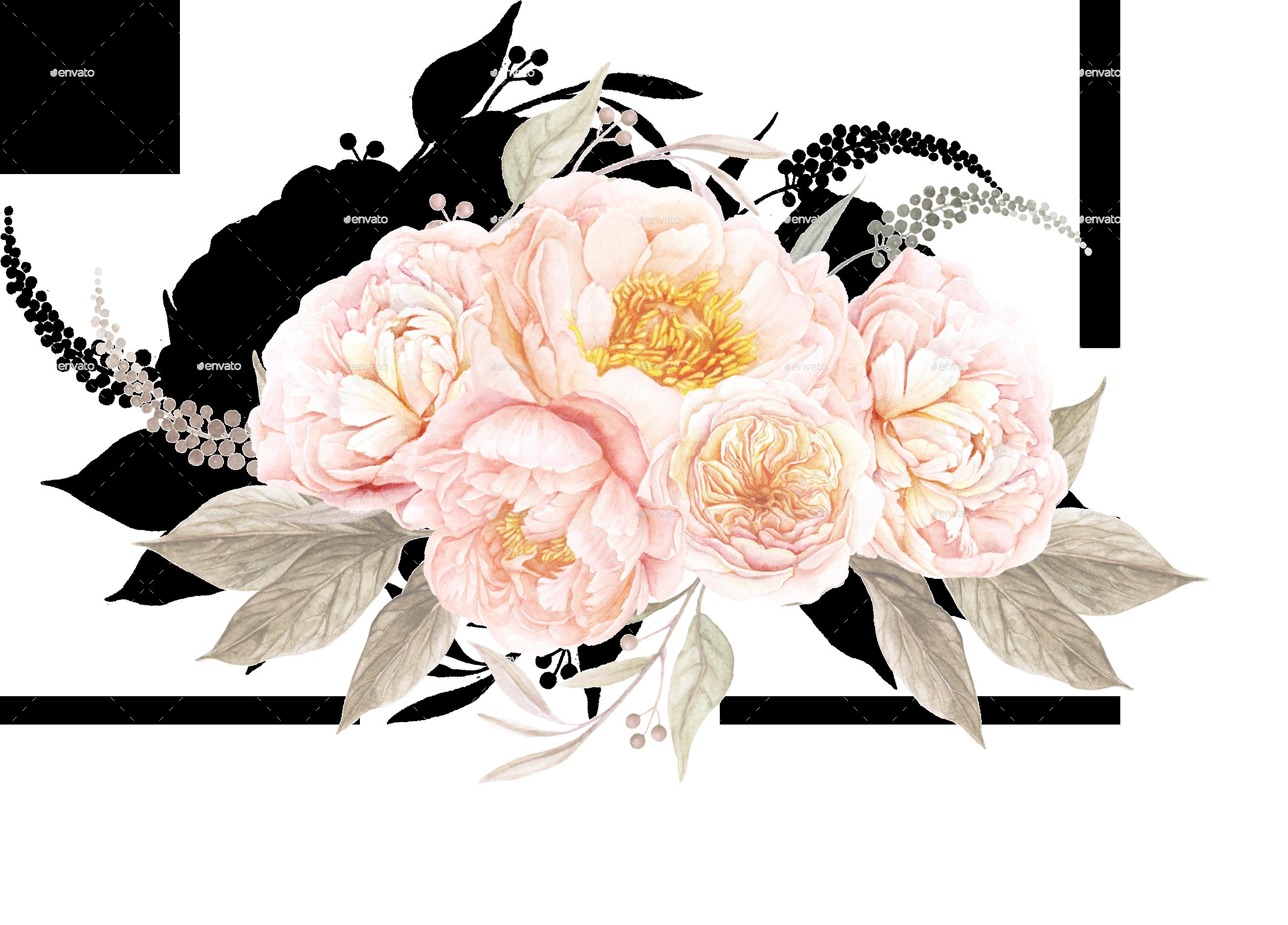 Vintage flower clipart png clip art freeuse vintage borders, borders, frames, ornaments, free, clipart, clip ... clip art freeuse
