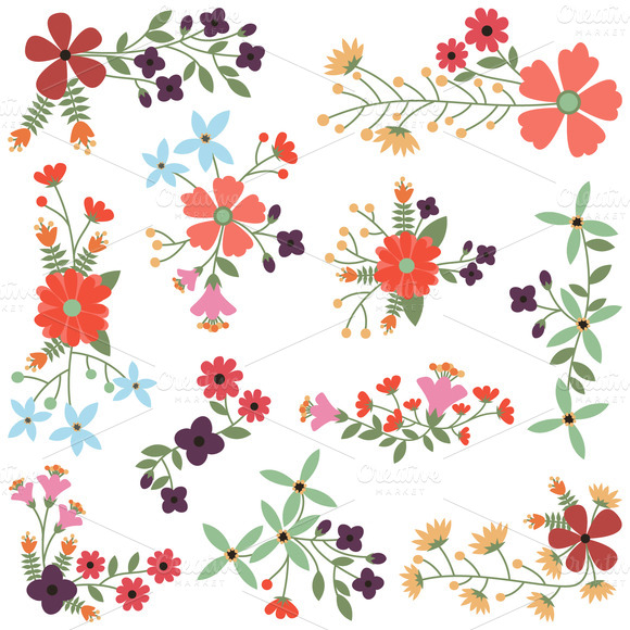 Vintage flower clipart png graphic freeuse Flowers Vintage Clipart - Clipart Kid graphic freeuse