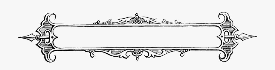 Vintage frames shape clipart banner free download Vintage Design Png Color Frames In Styles - Shape Vintage ... banner free download