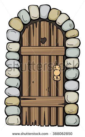 Vintage front door clipart image freeuse download Wooden Front Door Clip Art - Hawthorneatconcord image freeuse download