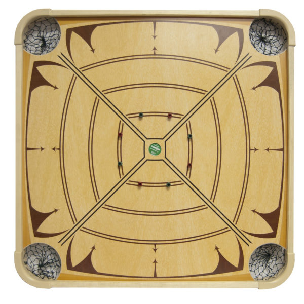 Vintage game board clipart svg black and white Carrom® Game Board - Carrom Company svg black and white
