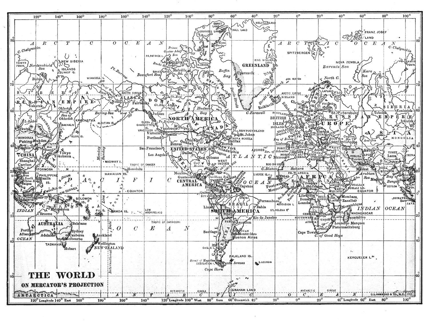 Vintage globe map black and white clipart jpg black and white stock Black white world map printable file instant download. Large ... jpg black and white stock