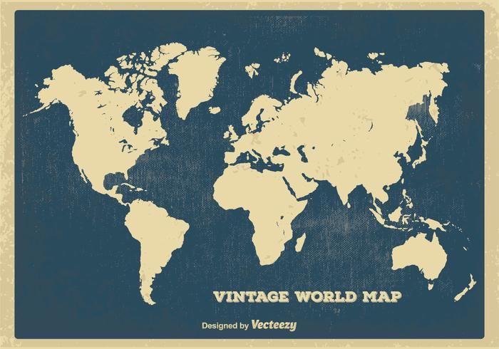 Vintage globe map black and white clipart picture free stock Old Map Free Vector Art - (14,396 Free Downloads) picture free stock
