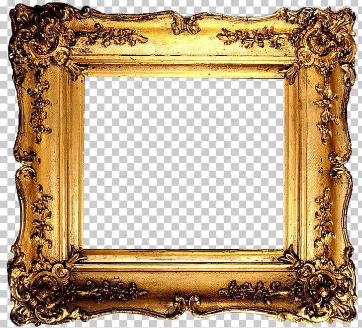 Vintage gold frame clipart black and white download Vintage Gold Frame PNG, Clipart, Frames, Miscellaneous Free ... black and white download