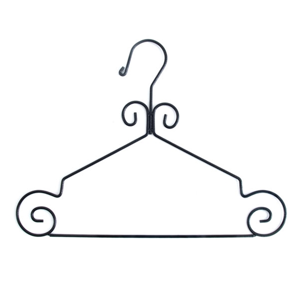 Vintage hanger clipart jpg royalty free stock Black Boutique Hanger jpg royalty free stock