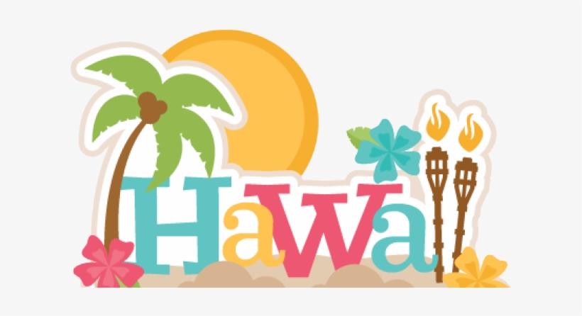 Vintage hawaiian clipart image library download Vacation Clipart Hawaiian Vacation - Premium Vintage Hawaii ... image library download