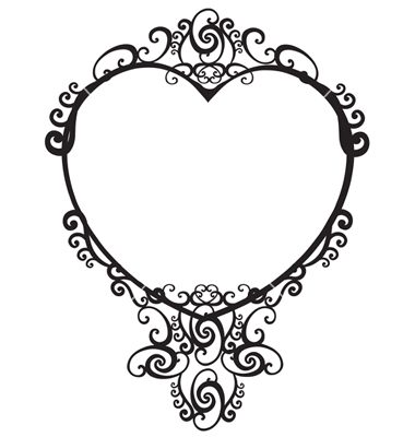 Vintage heart clipart free svg freeuse download Heart clip art vintage - 15 clip arts for free download on EEN svg freeuse download