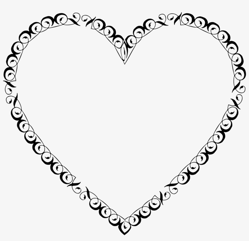Vintage heart clipart free picture transparent stock Vintage Filigree Heart Icons Png - Vintage Heart Clipart Png ... picture transparent stock