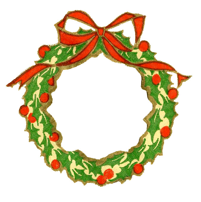 Vintage holiday border clipart png transparent download Free Christmas Art Clips, Download Free Clip Art, Free Clip ... png transparent download