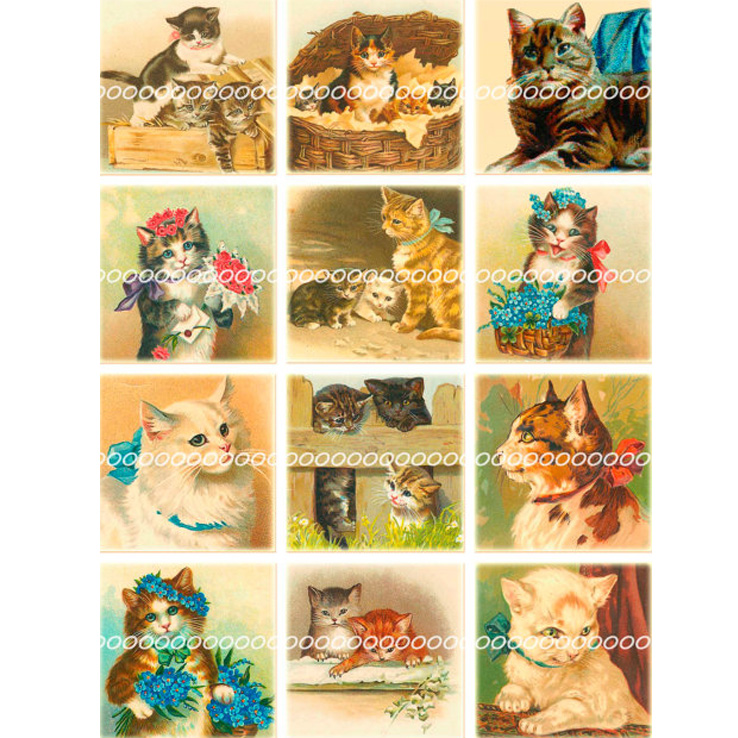Vintage kitten clipart jpg freeuse download Vintage Kitten Images clipart Kitty Cat jpg freeuse download