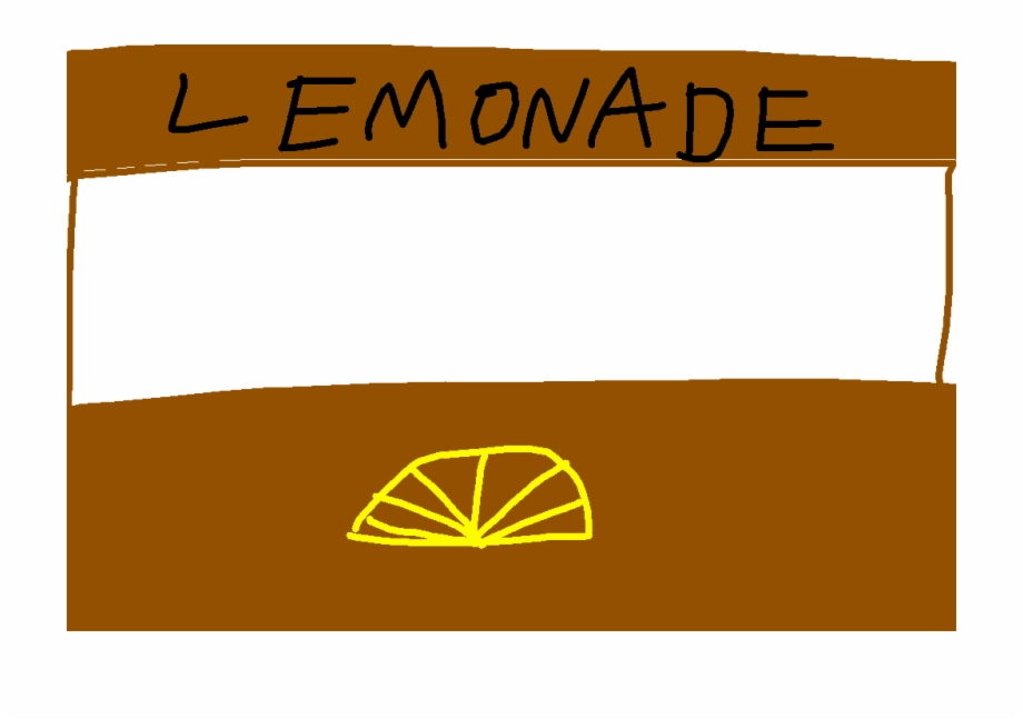 Vintage lemonade stand clipart graphic free stock New Lemonade Stand Free PNG Images & Clipart Download ... graphic free stock