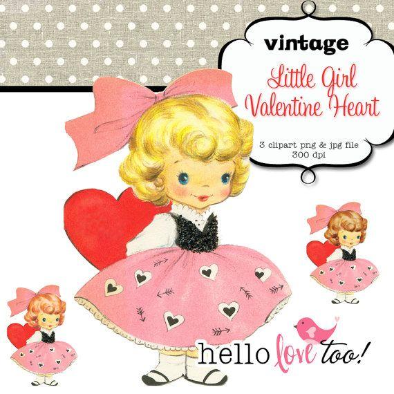 Vintage little girls clipart pink & orange banner stock Free Vintage Girl Cliparts, Download Free Clip Art, Free ... banner stock