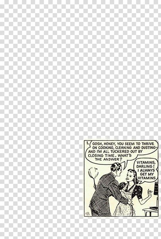 Vintage magazine clipart picture transparent Vintage Files, man holding waist of woman magazine script ... picture transparent