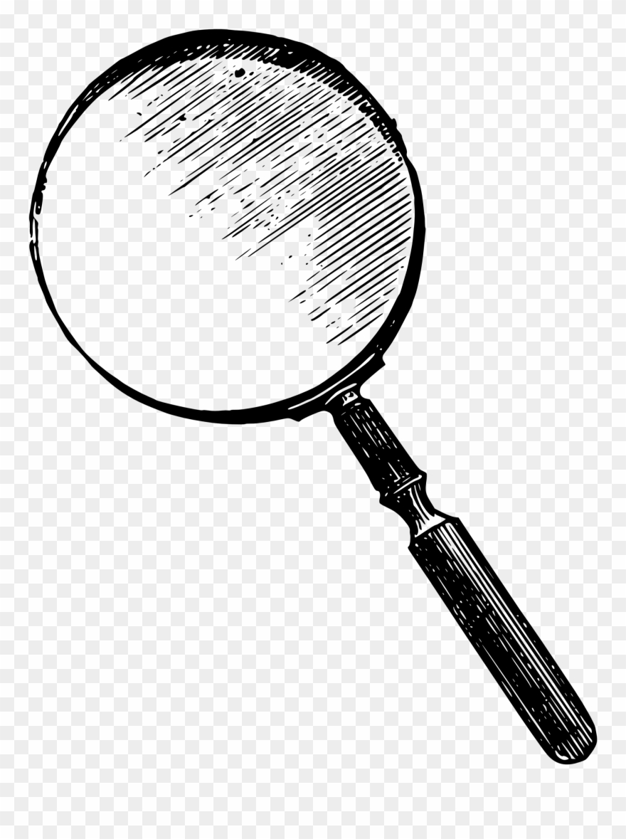 Vintage magnifying glass clipart clip art royalty free Vgosn Vintage Magnifying Glass Clip Art Vector Image ... clip art royalty free