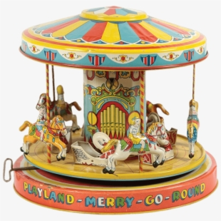 Vintage merry go round clipart clip art transparent download Metal Earth Merry Go Round - Metal Model Kit Merry Go Round ... clip art transparent download