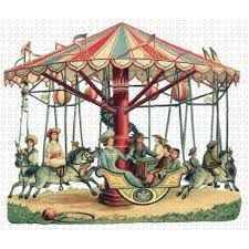 Vintage merry go round clipart picture free stock 52 Best Merry Go Round images in 2019 | Drawings, Carousel ... picture free stock