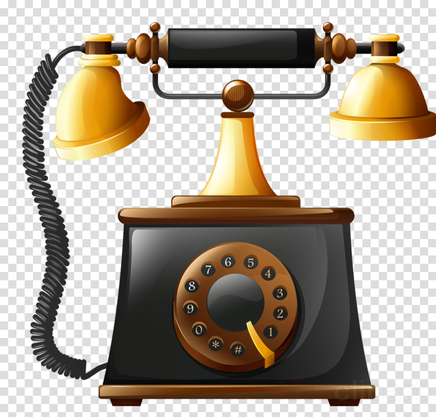 Vintage mobile home clipart vector transparent stock Telephone call Mobile Phones Home & Business Phones Vintage ... vector transparent stock