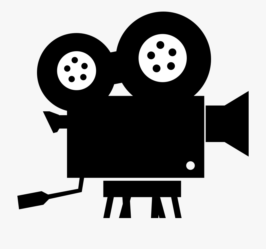 Vintage movie camera free clipart picture black and white download Btsmoviemaking - Com - Clip Art Old Film Camera #1769148 ... picture black and white download