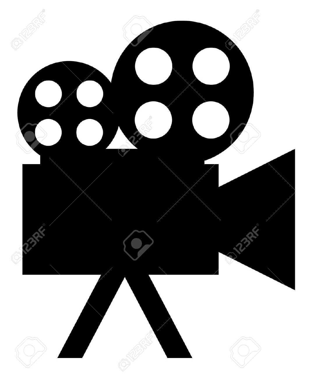 Vintage movie camera free clipart jpg stock Movie Camera Clipart | Free download best Movie Camera ... jpg stock
