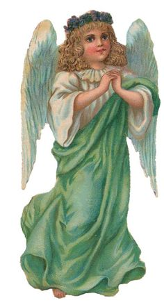 Vintage musical christmas angels clipart png library download 321 Best Christmas Angels images in 2019 | Christmas angels ... png library download