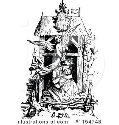 Vintage nativity clipart clip Nativity Clipart #1154743 - Illustration by Prawny Vintage clip