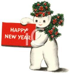 Vintage new year clipart svg transparent library 150 Best New Year Clipart images in 2018 | New year clipart ... svg transparent library
