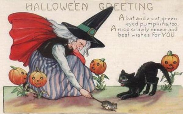 Vintage october clipart picture free download Halloween clipart   Little Creek Veterinary Clinic picture free download