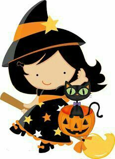 Vintage october clipart clip free stock Pin by Becky Crowe on October   Halloween, Halloween clipart ... clip free stock