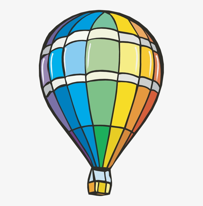 Vintage parachute clipart banner free library Parachute - Hot Air Balloon Clipart - Free Transparent PNG ... banner free library