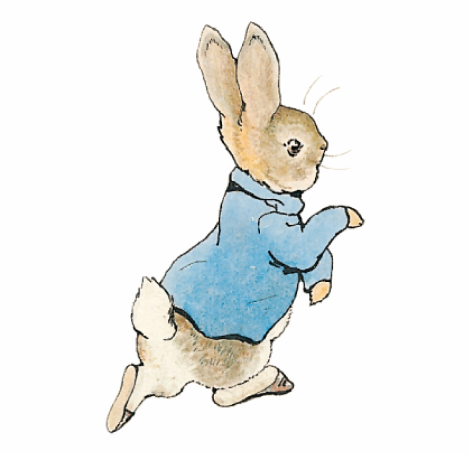 Vintage peter rabbit clipart graphic royalty free download Peter Rabbit Png - Pierre Lapin Beatrix Potter Free PNG ... graphic royalty free download