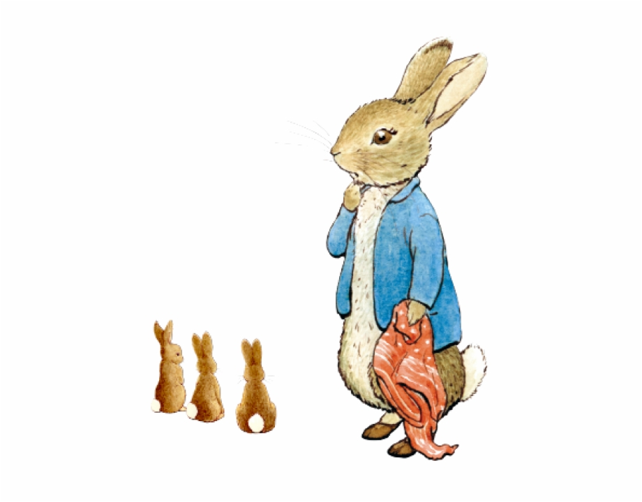 Vintage peter rabbit clipart banner picture royalty free library Peter Rabbit Png - Beatrix Potter Peter Rabbit Transparent ... picture royalty free library