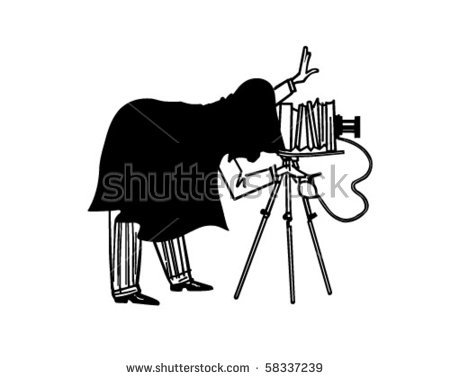 Vintage photographer clipart vector royalty free download Vintage photography clipart 2 » Clipart Portal vector royalty free download