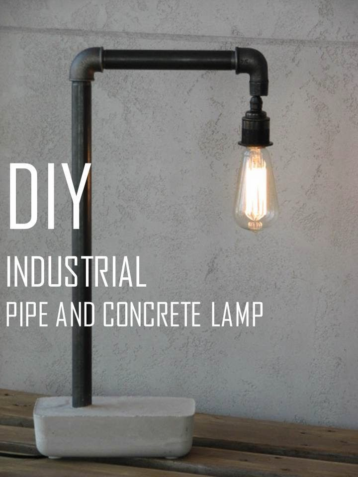 Vintage pipe lamps clipart banner library Mid-Century Modern Home with Stunning Lighting Design | Pipe ... banner library