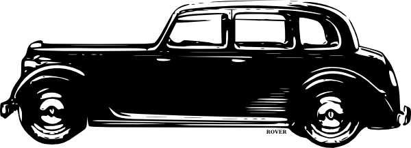 Vintage police car clipart png library Classic Car Clipart & Classic Car Clip Art Images - ClipartALL.com png library