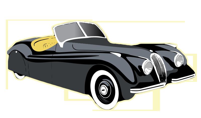 Jaguar car clipart clip royalty free library Classic Car Clipart & Classic Car Clip Art Images - ClipartALL.com clip royalty free library