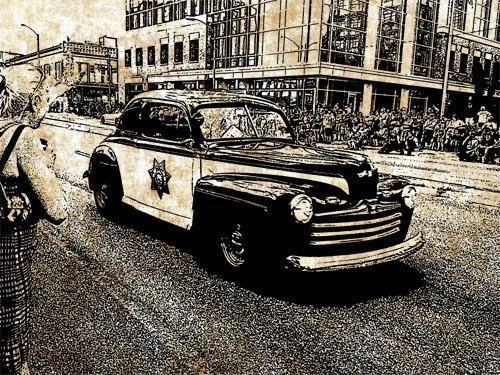 Vintage police car clipart freeuse stock 17 Best images about classic police cars on Pinterest | Cars ... freeuse stock