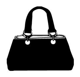 Vintage purse clipart clip art stock Handbags Clipart - Clip Art Library clip art stock