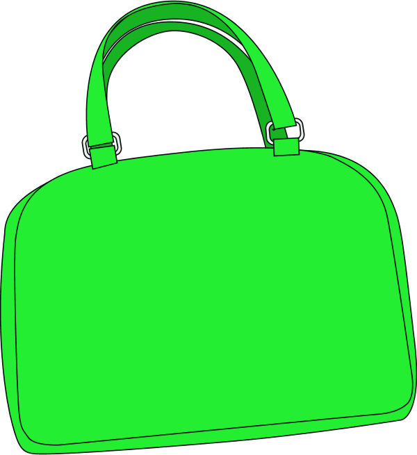 Vintage purse clipart graphic freeuse stock Vintage Purse Cliparts 17 - 600 X 655 - Making-The-Web.com graphic freeuse stock
