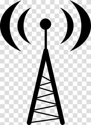 Vintage radio tower clipart picture stock Television antenna, A TV antenna transparent background PNG ... picture stock