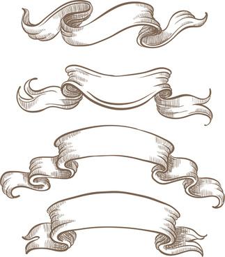 Vintage ribbon logo clipart clip free download Vintage ribbon vector free free vector download (9,528 Free vector ... clip free download