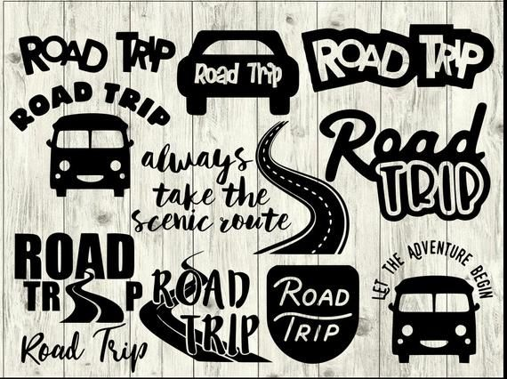 Vintage roadtrip clipart graphic royalty free download retro road trip clipart free - Google Search | SVG | Clip ... graphic royalty free download