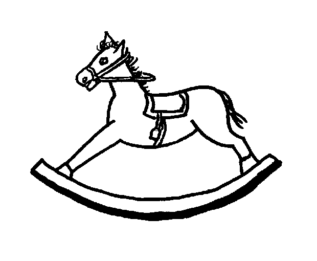 Vintage rocking horse clipart picture royalty free download Free Rocking Horse Images, Download Free Clip Art, Free Clip ... picture royalty free download