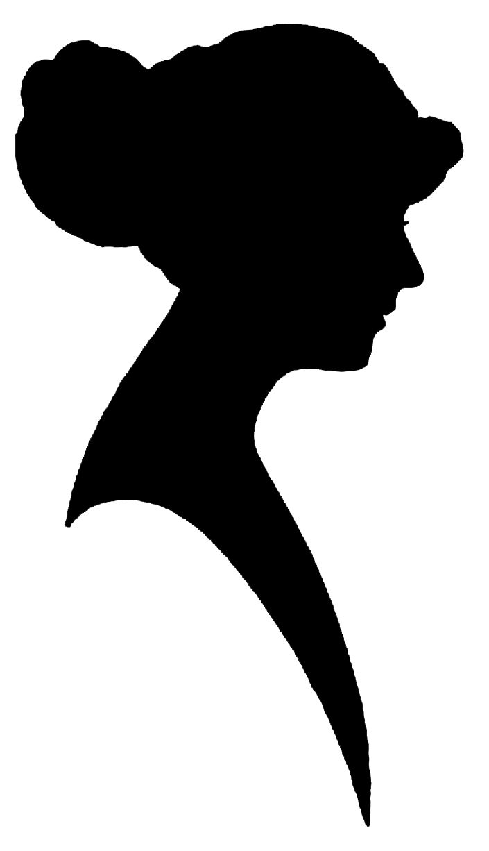 Vintage silhouettes clipart banner library Free Old-Style Silhouette Cliparts, Download Free Clip Art ... banner library