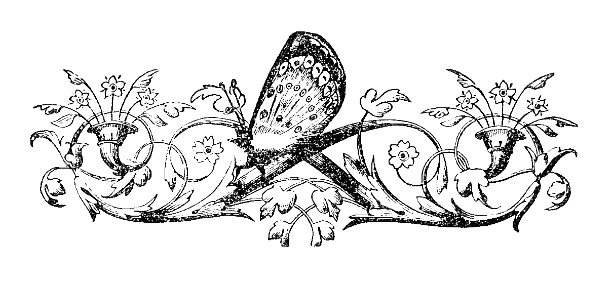 Vintage snowflake clipart vector free stock Free Illustrations Black And White, Download Free Clip Art, Free ... vector free stock