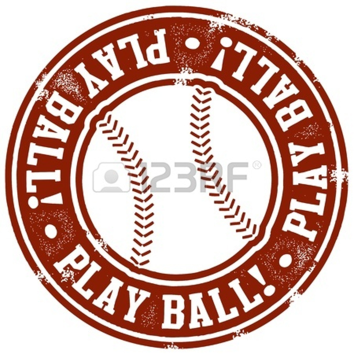 Vintage softball clipart png library library Vintage Play Ball Baseball | Clipart Panda - Free Clipart Images png library library